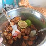 Gemarineerde kip