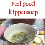 Feel good kippensoep
