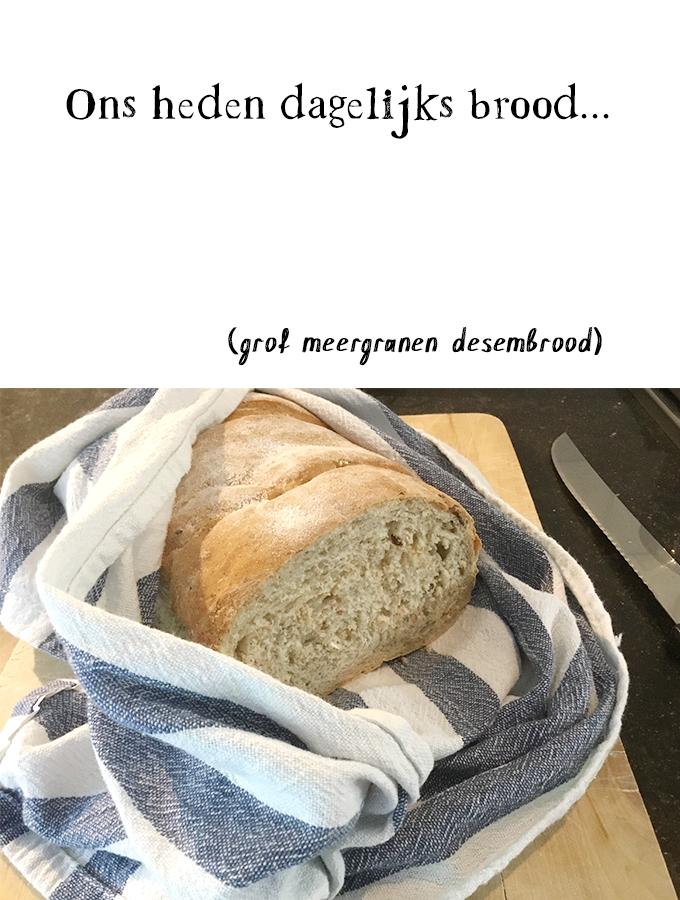 Ons heden dagelijks brood