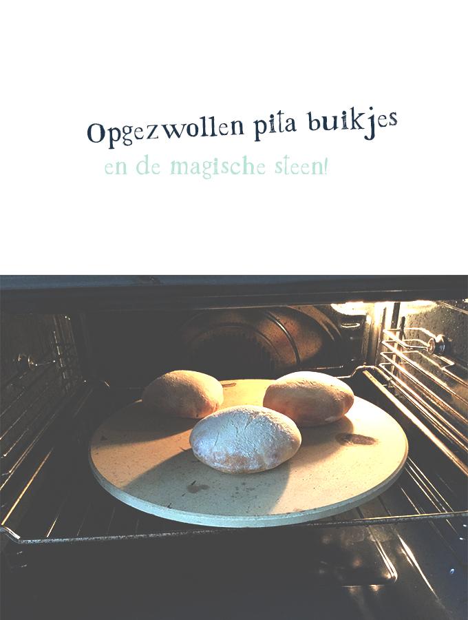 Zelf pita maken