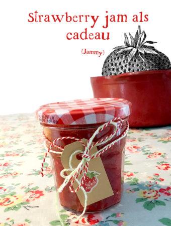 Aardbeien jam recept