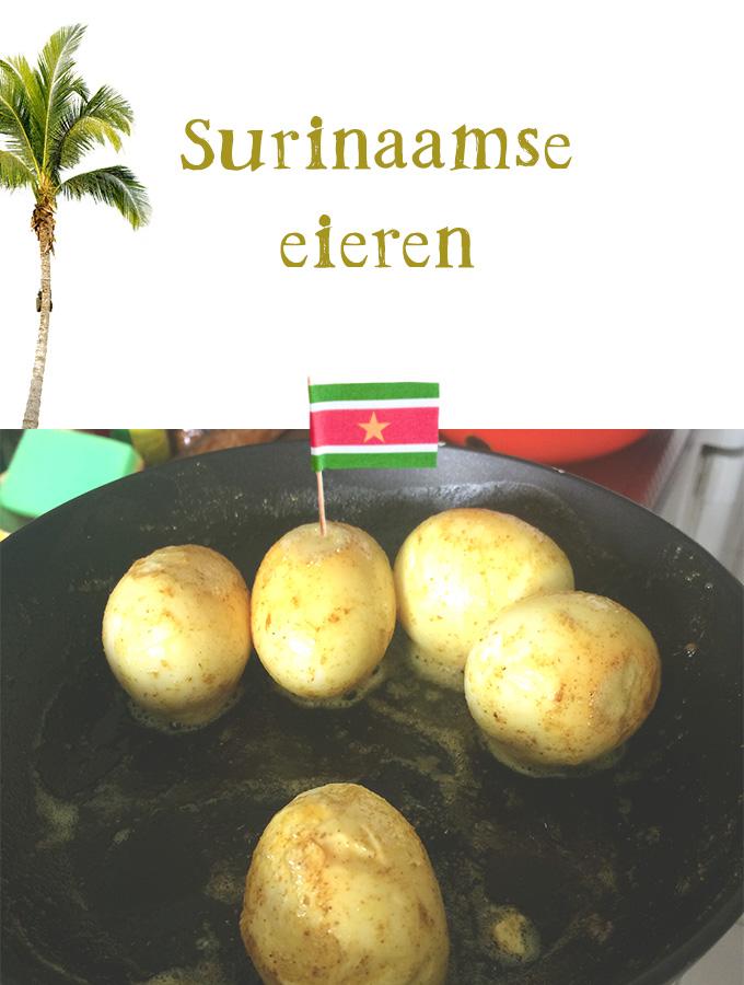 Surinaamse eieren