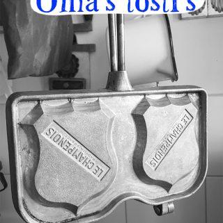 Oma's tosti's