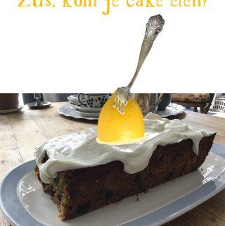 courgette-notencake recept Yvette van Boven