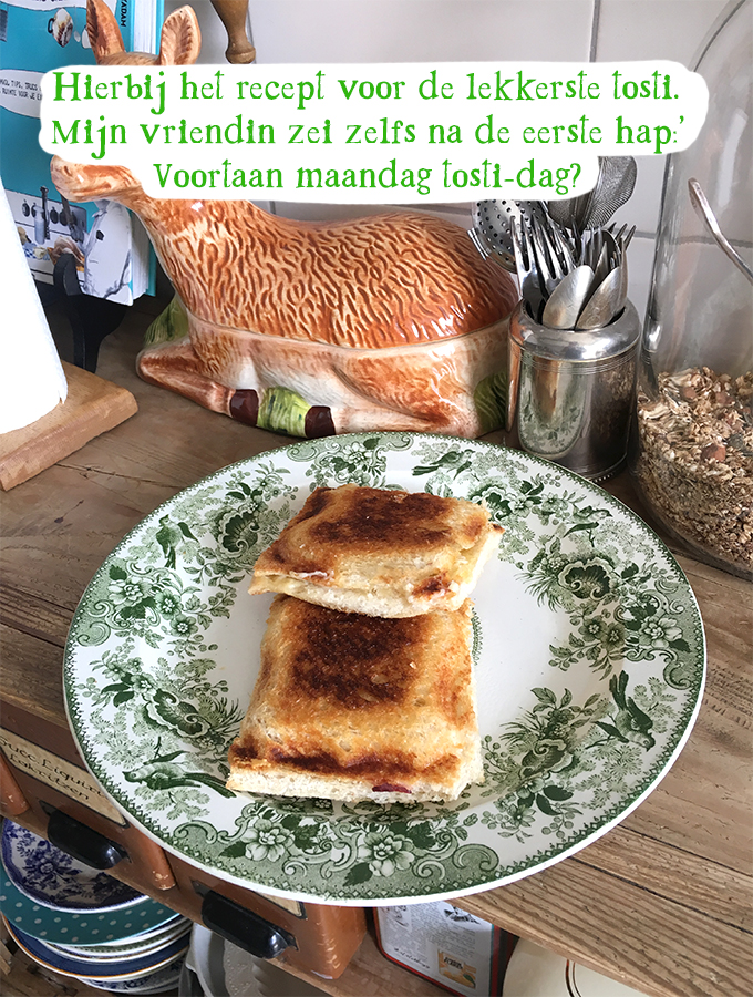 oma's tosti