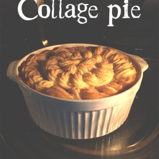 Cottage pie recept