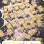 zelf gnocchi maken