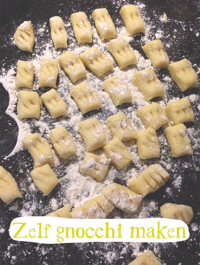 Maak je eigen gnocchi