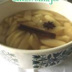 Gekonfijte appels met steranijs