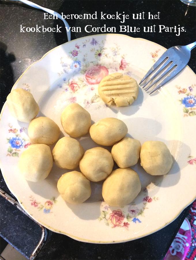 Vork koekje recept
