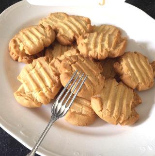 Vork koekjes recept