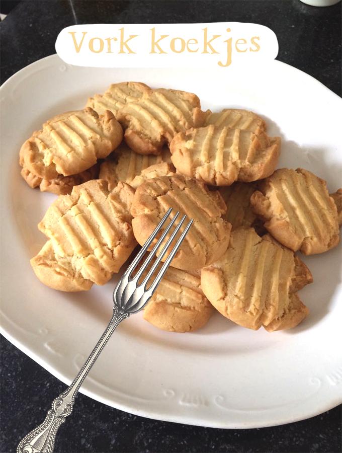 Vork koekjes