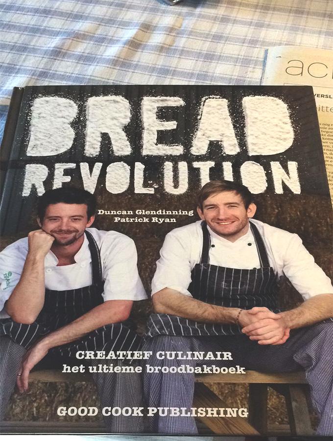 Boek bread revolution