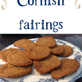 Cornish fairings recept