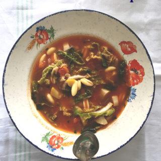 Italiaanse Minestronesoep recept
