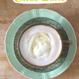 Chai latte recept