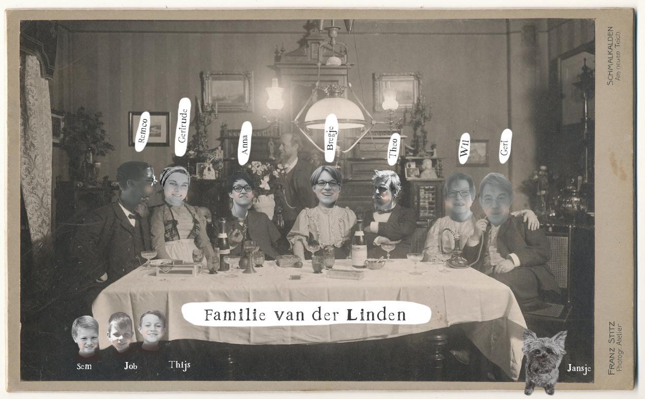 Familie van der Linden
