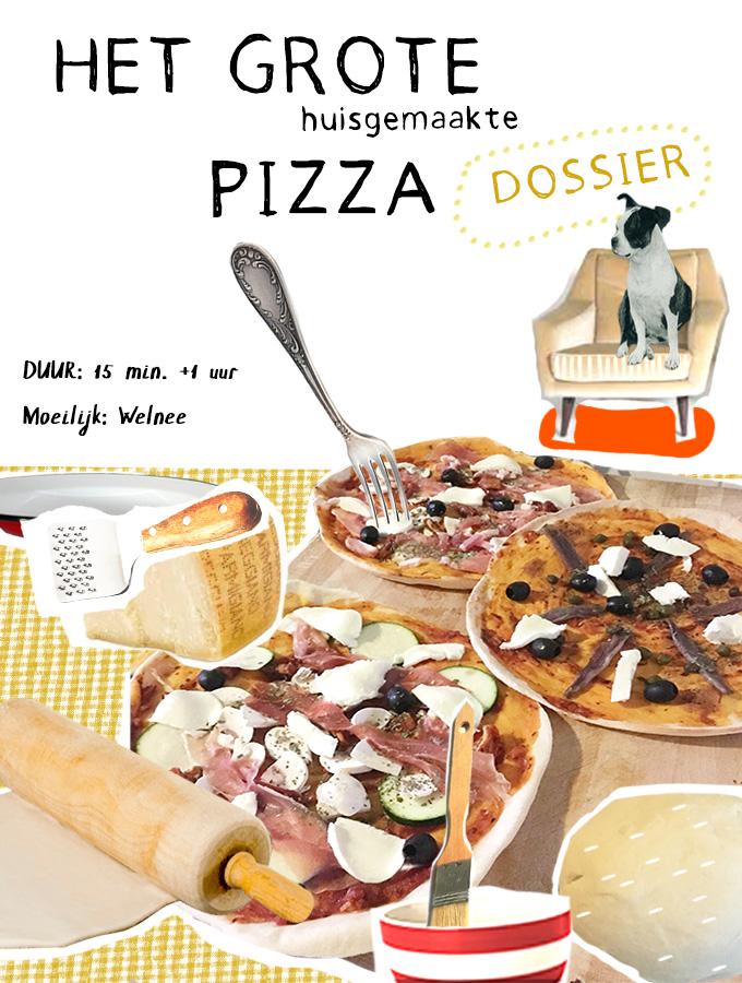 Het grote pizza dossier