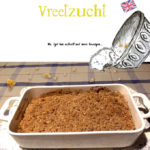 Apple crumble vanille vla recept