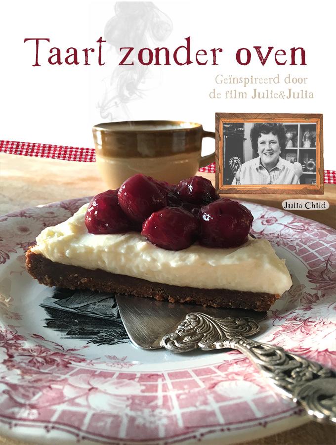 taart zonder oven - gertrude kookt & bregje bakt