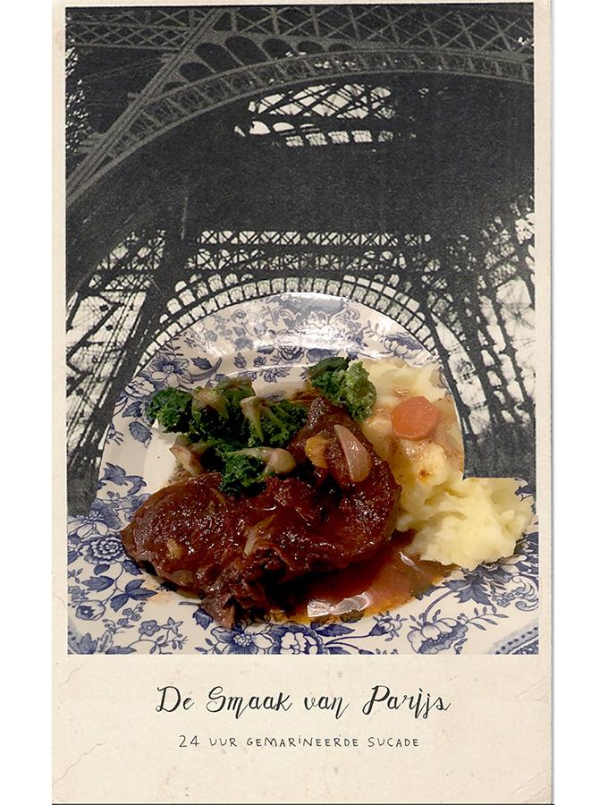 De smaak van Parijs