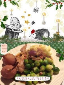 recept gestoofd konijn mr Igel