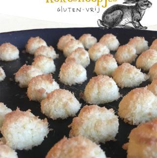 Kokoshoopjes gluten-vrij recept