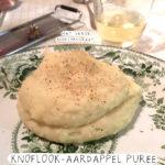 knoflook aardappel puree recept