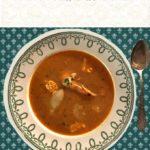 Bisque van krabben poten