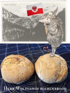 Herr Wolfgangs boerenbrood tirol