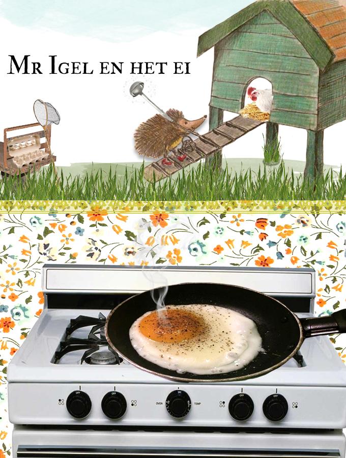 Mr Igel en het ei