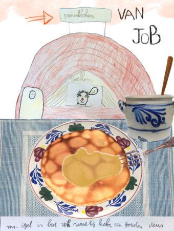 Pannenkoeken van Job