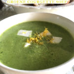 groene courgettesoep