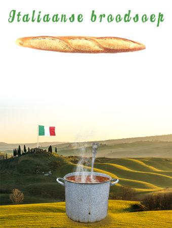 Italiaanse broodsoep