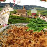 Franse spinazie gratin