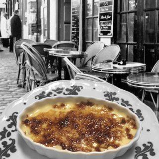 Frans recept Creme Brulee