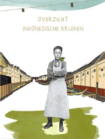 Overzicht Indonesische kruiden